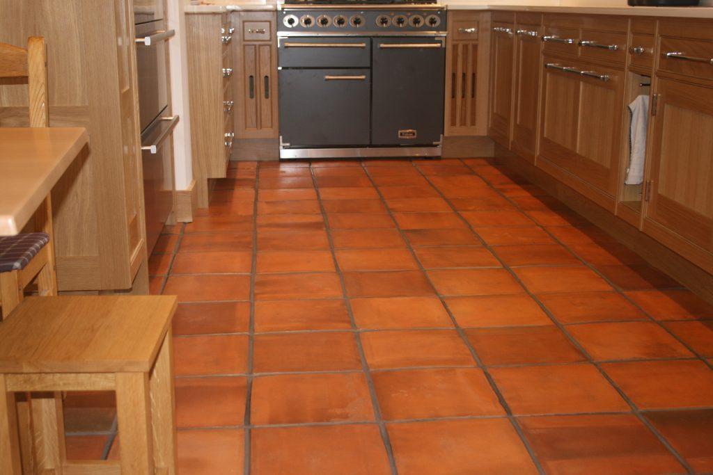 Beautiful Handmade Terracotta Floor Tiles For Sale Based In Kent